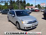 2010 Ford Focus XM Radio | USB + AUX Input | New Tires | Tinted in London, Ontario