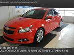 2013 Chevrolet Cruze LT Turbo in Chicoutimi, Quebec