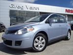 2011 Nissan Versa 1.8 SL w/CVT,alloys,cruise control in Cambridge, Ontario