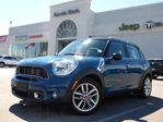 2011 MINI Cooper Countryman S AWD NAV PANO SUNROOF HTD FRT SEATS MANUAL in Thornhill, Ontario