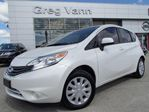 2014 Nissan Versa SV w/pure-drive,xm radio,rear cam,steering wheel controls,cruise control in Cambridge, Ontario