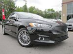2013 Ford Fusion SE, NAV, ROOF, LEATHER, 23K! in Stittsville, Ontario