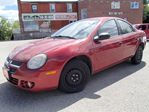 2005 Dodge Neon SX 2.0 Base in Cambridge, Ontario