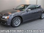 2013 Chrysler 300 'C' 5.7L V8 w/ NAVI! PANO SUNROOF! LEATHER! CAMERA in Guelph, Ontario