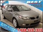 2011 Kia Forte 2.4L SX Leather, Bluetooth, Loaded !!! in Red Deer, Alberta