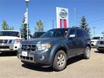 2010 Ford Escape Limited LEATHER 4WD in Calgary, Alberta