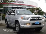 2010 Toyota 4Runner Limited Navigation Package in Richmond, British Columbia
