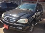 2005 Mercedes-Benz M-Class 5.0L in Scarborough, Ontario