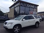 2011 GMC Acadia SLT AWD DVD BACK UP CAM Canadian in Mississauga, Ontario