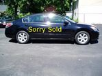 2008 Nissan Altima 2.5 S 59,000 KM ACCIDENT FREE CARPROOF in Burlington, Ontario