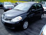 2012 Nissan Versa 1.8 S ACCIDENT FREE CAR PROOF in Burlington, Ontario