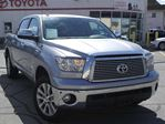 2012 Toyota Tundra Platinum 4x4 navigation, leather, sunroof, tow pac in Cranbrook, British Columbia