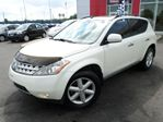 2005 Nissan Murano SE/AWD/CUIR in Sherbrooke, Quebec