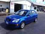 2008 Kia Rio LITTLE 5spd BUT FILLED WITH OPTIONS !!! in Welland, Ontario