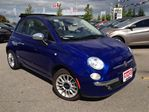 2013 Fiat 500 ***LOUNGE*** POWER CONVERTIBLE TOP***LEATHER SE in Mississauga, Ontario