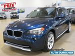 2012 BMW X1 28i( auto, 47 170km, air clim., mags, toit pano. in Laval, Quebec