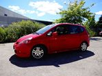 2007 Honda Fit | SPORT | 5 SPEED | LOADED | CARPROOF AVAILABLE! in North York, Ontario