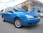 2007 Ford Focus SES, HTD. LEATHER, ROOF, 105K! in Stittsville, Ontario