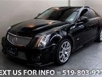 2009 Cadillac CTS V SEDAN w/ NAVI! ULTRAVIEW SUNROOF! LEATHER! Sedan in Guelph, Ontario
