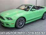 2013 Ford Mustang CONVERTIBLE PREMIUM! NAVIGATION! LEATHER! Converti in Guelph, Ontario