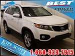 2013 Kia Sorento EX V6 AWD, Leather, Heated Seats, Low KM in Red Deer, Alberta