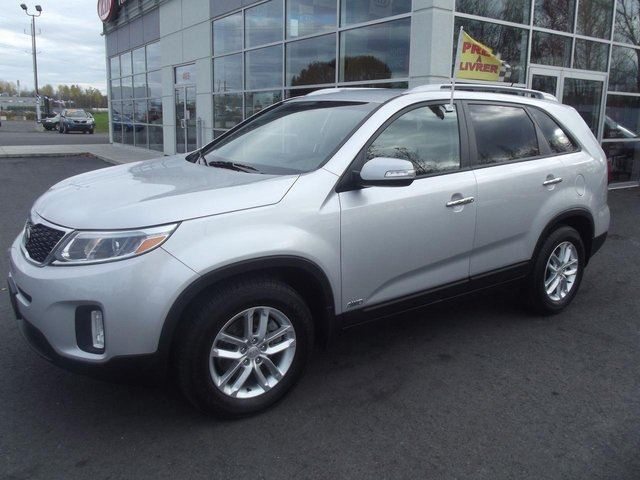 2014 kia sorento lx v6 awd 7 places grey groupe beaucage. Black Bedroom Furniture Sets. Home Design Ideas