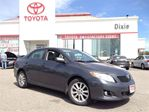 2010 Toyota Corolla LE in Mississauga, Ontario