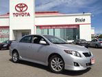 2010 Toyota Corolla S in Mississauga, Ontario