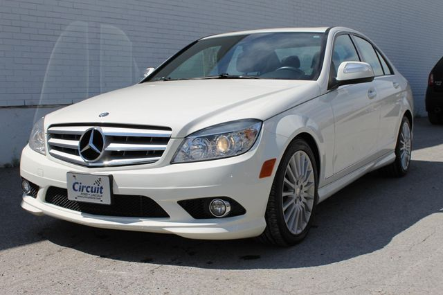 2009 mercedes benz c class c230 4matic montreal north. Black Bedroom Furniture Sets. Home Design Ideas