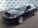 2013 Volkswagen Passat Comfortline/BALCK ON BLACK/ 6 SPEED MANUAL in Burlington, Ontario