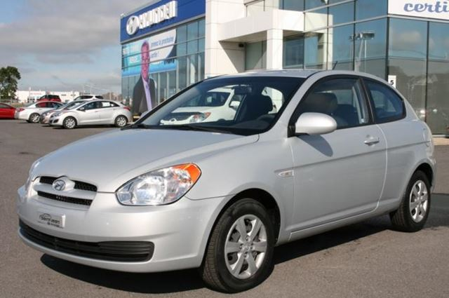 used 2009 hyundai accent man l saint jean sur