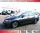 2013 Honda Civic Touring Automatic Certified in Hamilton, Ontario