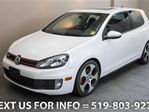 2010 Volkswagen Golf GTI 2-DOOR HATCHBACK! 6-SPEED MANUAL! SUNROOF! HTD SEA in Guelph, Ontario