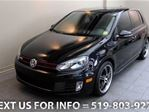 2010 Volkswagen Golf GTI HATCHBACK! AUTO! NAVI! SUNROOF! ALLOYS! POWER PKG! in Guelph, Ontario