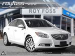 2011 Buick Regal 2.0L TURBO,8 WAY PWR SEAT, SUNROOF,BLUETOOTH in Thornhill, Ontario