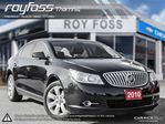 2010 Buick LaCrosse CXLCXL,LUXURY PACKAGE,PWR GROUP,PANO ROOF, in Thornhill, Ontario