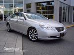 2007 Lexus ES 350 Ultra Premium Package with Navigation in Port Moody, British Columbia
