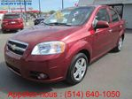 2011 Chevrolet Aveo SUNROOF + TOUT EQUIP? in Montreal, Quebec