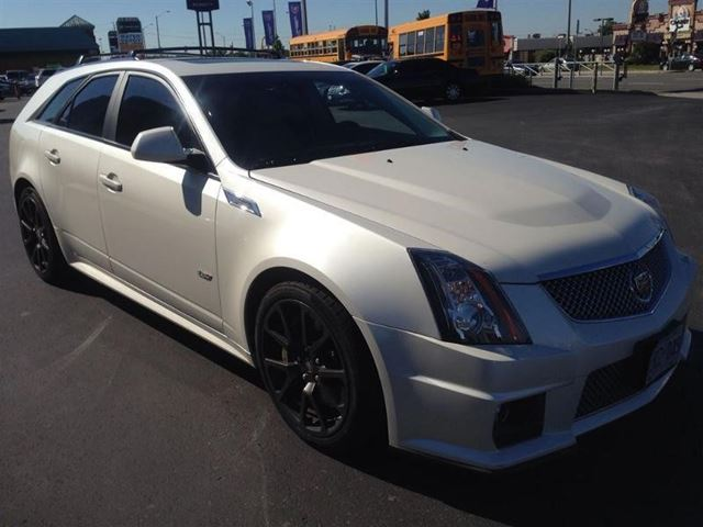 2013 cadillac cts v cambridge ontario car for sale 1854365. Black Bedroom Furniture Sets. Home Design Ideas