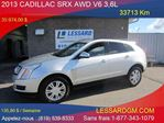 2013 Cadillac SRX Leather Collection in Shawinigan, Quebec