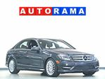 2011 Mercedes-Benz C-Class C250 4MATIC LEATHER SUNROOF AWD in North York, Ontario