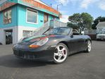 2001 Porsche Boxster S **6 Speed Manual** in Barrie, Ontario
