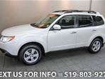 2009 Subaru Forester AWD 5-SPEED MANUAL w/ SUNROOF! ALLOYS! POWER PKG! in Guelph, Ontario