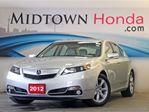 2012 Acura TL w/Technology Package - Nav, Leather, Intelligent K in North York, Ontario