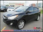 2010 Hyundai Tucson LIMITED WITH NAVIGATION, PANORAMIC SUNROOF, LEA in Ottawa, Ontario