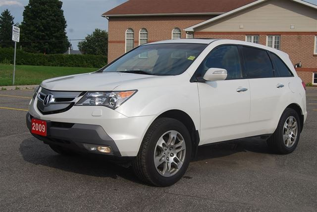 2009 acura mdx sh awd 7 passenger fully loaded ottawa ontario used car for sale 1855621. Black Bedroom Furniture Sets. Home Design Ideas