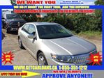 2007 Lincoln MKZ AWD*LEATHER*ROOF*KEYLESS ENTRY*POWER WINDOWS/LO in Cambridge, Ontario