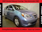 2007 Honda Odyssey No Accidents Navigation DVD in Calgary, Alberta