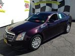 2010 Cadillac CTS 3.0L, Automatic, Leather, Panoramic Sunroof, AWD in Burlington, Ontario