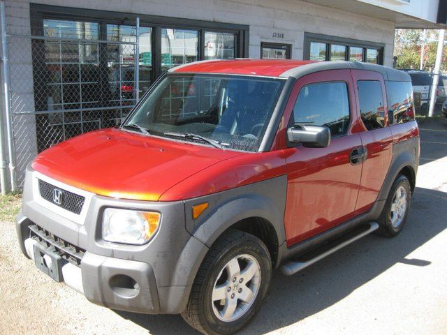 2003 Honda Element Y-Package 4dr 4x4 in Edmonton, Alberta